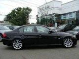 2009 Jet Black BMW 3 Series 328i Sedan #15622002