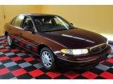 1999 Dark Carmine Red Metallic Buick Century Custom #15634642
