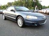 2001 Chrysler Sebring Steel Blue Pearlcoat