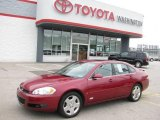 2006 Sport Red Metallic Chevrolet Impala SS #15626627