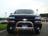 2004 Black Chevrolet Tahoe Z71 4x4 #15632573