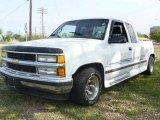 1996 Chevrolet C/K C1500 Sportside Extended Cab Data, Info and Specs