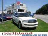2007 White Chocolate Tri-Coat Lincoln Navigator Luxury 4x4 #15620562