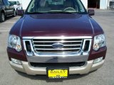 2006 Dark Cherry Metallic Ford Explorer Eddie Bauer 4x4 #15625357