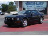 2007 Black Ford Mustang GT Premium Coupe #15626186