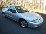2003 Ultra Silver Metallic Chevrolet Cavalier LS Sedan #15692012