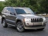 2006 Light Khaki Metallic Jeep Grand Cherokee Limited 4x4 #15692034