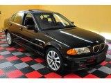 2001 Jet Black BMW 3 Series 330xi Sedan #15718106
