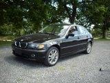 2004 Jet Black BMW 3 Series 330xi Sedan #15713211