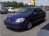 2007 Laser Blue Metallic Chevrolet Cobalt LT Coupe #15705933