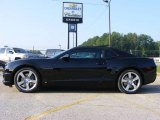 2010 Black Chevrolet Camaro SS/RS Coupe #15715514
