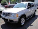 2003 Silver Birch Metallic Ford Explorer XLT 4x4 #15714737
