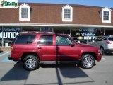 2005 Sport Red Metallic Chevrolet Tahoe Z71 4x4 #15714064