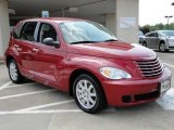 2007 Inferno Red Crystal Pearl Chrysler PT Cruiser Touring #15719480