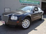 2008 Brilliant Black Crystal Pearl Chrysler 300 LX #15702492