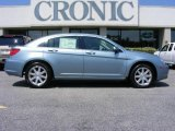 2008 Chrysler Sebring Clearwater Blue Pearl