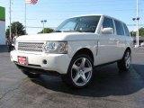 2006 Chawton White Land Rover Range Rover HSE #15719755