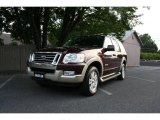 2006 Dark Cherry Metallic Ford Explorer Eddie Bauer 4x4 #15716179