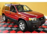 2006 Redfire Metallic Ford Escape XLT V6 4WD #15718104