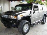 2003 Pewter Metallic Hummer H2 SUV #1532250