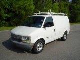 2002 Ivory White Chevrolet Astro Commercial Van #15781513