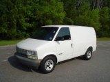 2002 Ivory White Chevrolet Astro Commercial Van #15781509