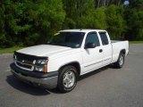 2005 Summit White Chevrolet Silverado 1500 LS Extended Cab #15781558