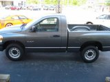2008 Mineral Gray Metallic Dodge Ram 1500 ST Regular Cab #15781657