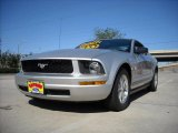 2009 Brilliant Silver Metallic Ford Mustang V6 Coupe #1533713