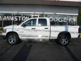 2008 Bright White Dodge Ram 1500 Big Horn Edition Quad Cab 4x4 #15781790