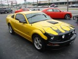 2006 Screaming Yellow Ford Mustang GT Premium Coupe #15781758