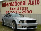 2007 Satin Silver Metallic Ford Mustang Saleen S281 Supercharged Coupe #1532274