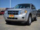 2009 Brilliant Silver Metallic Ford Escape XLS #1533784
