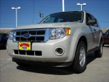 2009 White Suede Ford Escape XLS #1533776