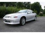 2003 Ultra Silver Metallic Chevrolet Cavalier LS Sport Coupe #15812228