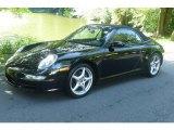 2008 Black Porsche 911 Carrera Cabriolet #15801557