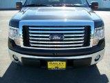 2010 Tuxedo Black Ford F150 XLT SuperCrew #15805013