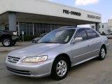 2002 Satin Silver Metallic Honda Accord EX Sedan #15804449