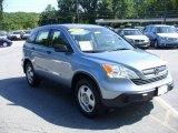 2007 Glacier Blue Metallic Honda CR-V LX 4WD #15814444