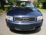 2004 Moro Blue Pearl Effect Audi A4 1.8T quattro Sedan #15808066