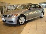 2006 Silver Grey Metallic BMW 3 Series 325i Sedan #15803136