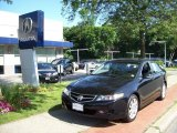 2006 Nighthawk Black Pearl Acura TSX Sedan #15813619