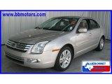 2008 Silver Birch Metallic Ford Fusion SEL V6 #15802119