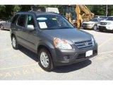 2006 Silver Moss Metallic Honda CR-V EX 4WD #15814448