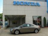 2007 Galaxy Gray Metallic Honda Civic EX Coupe #15803415