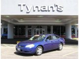 2006 Laser Blue Metallic Chevrolet Impala LT #15845667