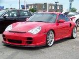 2003 Porsche 911 GT2 Data, Info and Specs