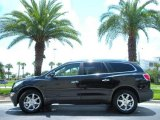 2008 Carbon Black Metallic Buick Enclave CXL #15862628