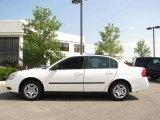 2005 White Chevrolet Malibu Sedan #15878134