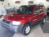 2003 Redfire Metallic Ford Escape XLT V6 #15872721